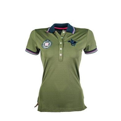 Lauria Garrelli Dames Poloshirt Polo Classic Sport Ogroen L