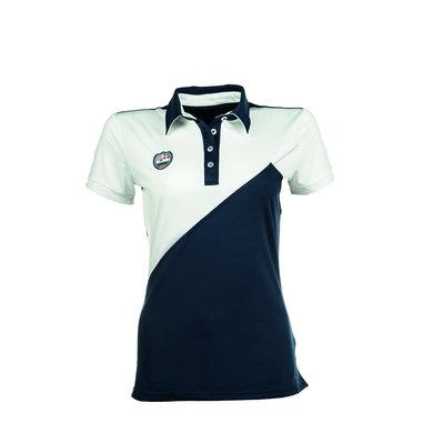 Hkm Poloshirt Global Team Donkerblauw Xl