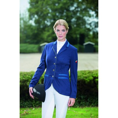Hkm Pro Team Wedstrijdblazer Global Team Donkerblauw 176