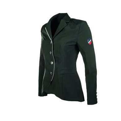 Hkm Pro Team Wedstrijdblazer Global Team Zwart 164