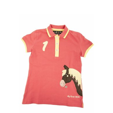 Little Sister Polo Shirt My Pony Roze 98/104