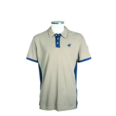 Kingston Polo Shirt Sporty Kingston Classic Zand S