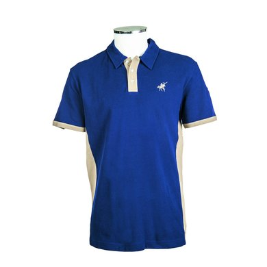 Kingston Polo Shirt Sporty Kingston Classic Donkerblauw Xs