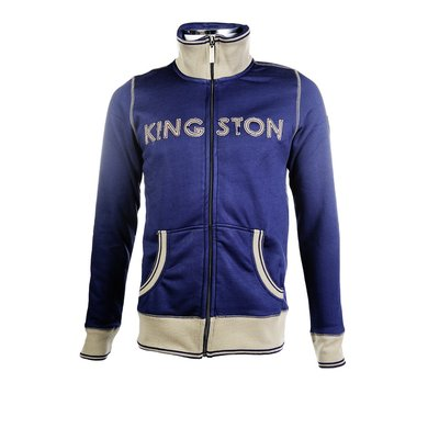 Kingston Vest Kingston Classic Donkerblauw S