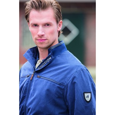 Kingston Heren Blouson Kingston Classic Donkerblauw Xxl