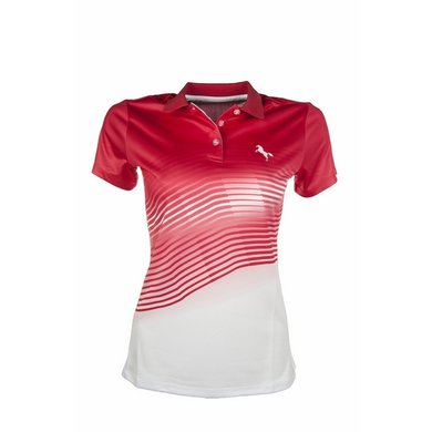 Hkm Polo Shirt Attractive Roze Xs