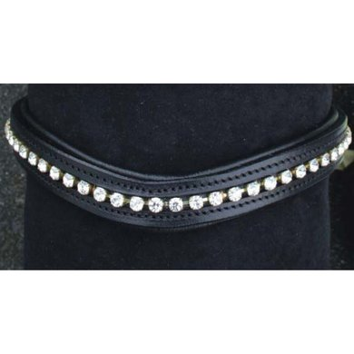 HKM Browband Wave Black