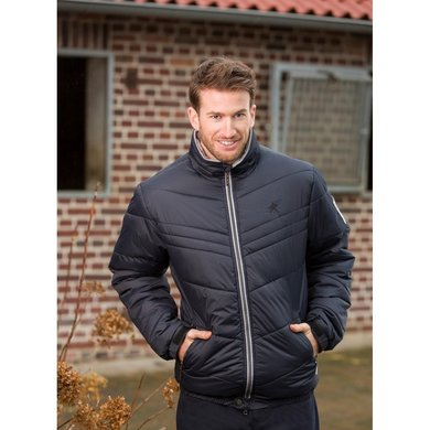 Kingston Blouson North Pole Donkerblauw L