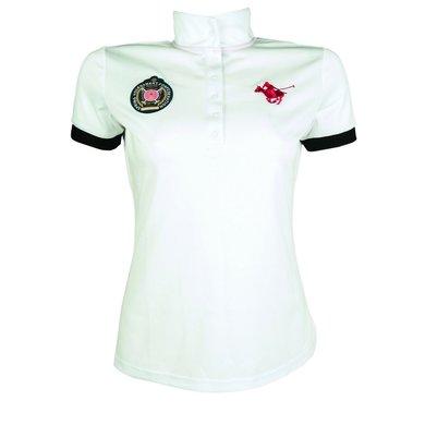 Lauria Garrelli Dames Wedstrijdshirt Polo Classic Wit L