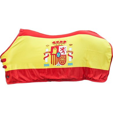 Hkm Zweetdeken Flags Vlag Spanje 125/175