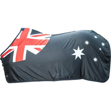 Hkm Zweetdeken Flags Vlag Australie 165/215