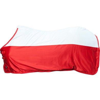 Hkm Zweetdeken Flags Vlag Polen 155/205