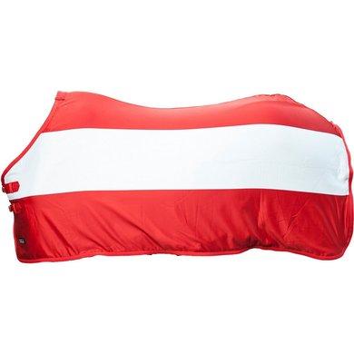 Hkm Zweetdeken Flags Vlag Oostenrijk 155/205