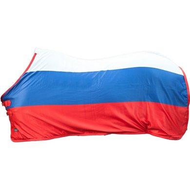 Hkm Zweetdeken Flags Vlag Rusland 165/215