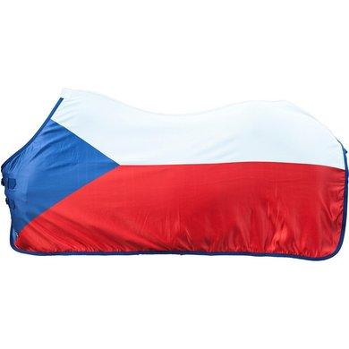 Hkm Zweetdeken Flags Vlag Tsjechie 165/215