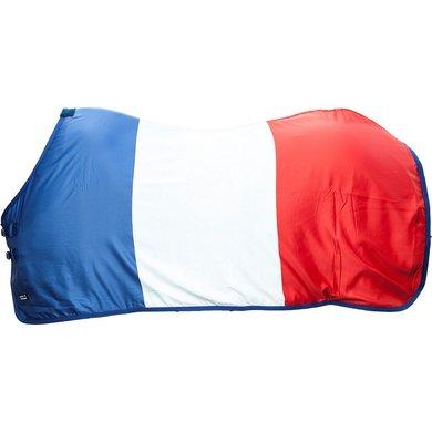 Hkm Zweetdeken Flags Vlag Frankrijk 135/185