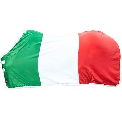 Hkm Zweetdeken Flags Vlag Italie 125/175