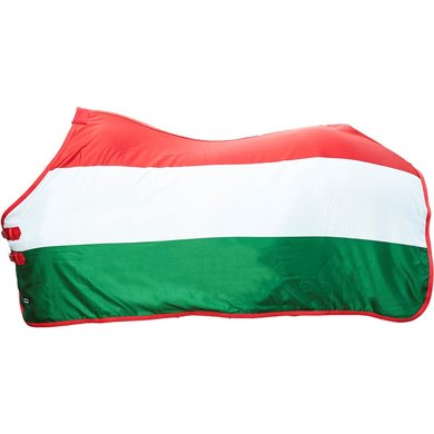 Hkm Zweetdeken Flags Vlag Hongarije 135/185