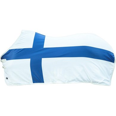 Hkm Zweetdeken Flags Vlag Finland 145/195