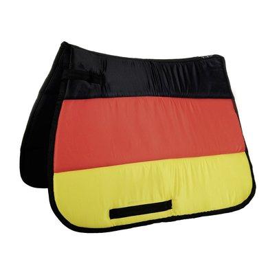 Hkm Zadeldek Flag Allover Vlag Duitsland Dressuur
