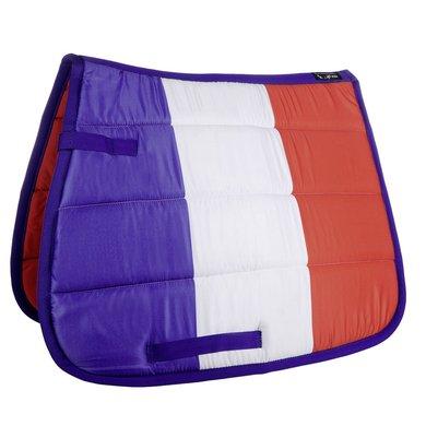 Hkm Zadeldek Flag Allover Vlag Frankrijk Veelzijdigheid