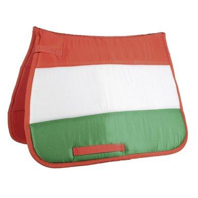 Hkm Zadeldek Flag Allover Vlag Hongarije Veelzijdigheid