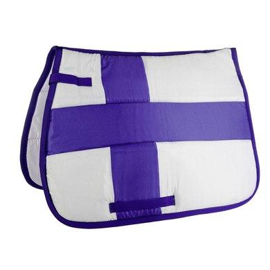 Hkm Zadeldek Flag Allover Vlag Finland Veelzijdigheid