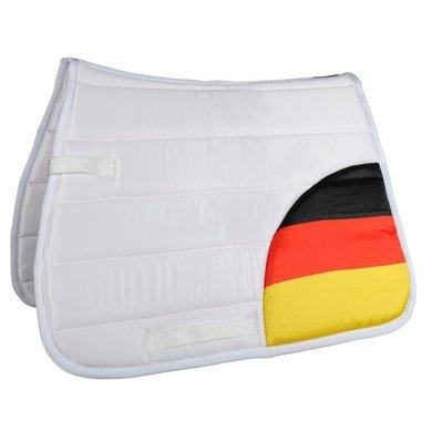 Hkm Zadeldek Flag Corner Vlag Duitsland Dressuur