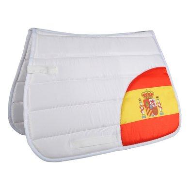 Hkm Zadeldek Flag Corner Vlag Spanje Veelzijdigheid