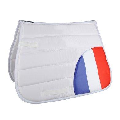 Hkm Zadeldek Flag Corner Vlag Frankrijk Dressuur