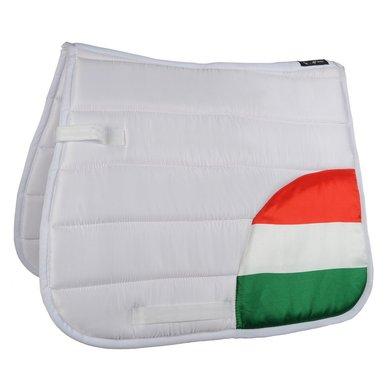 Hkm Zadeldek Flag Corner Vlag Hongarije Veelzijdigheid