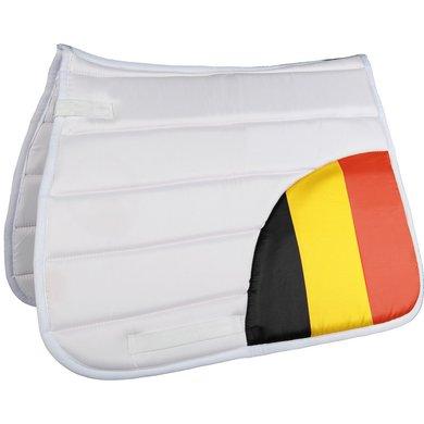 Hkm Zadeldek Flag Corner Vlag Belgie Veelzijdigheid