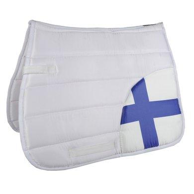 Hkm Zadeldek Flag Corner Vlag Finland Veelzijdigheid