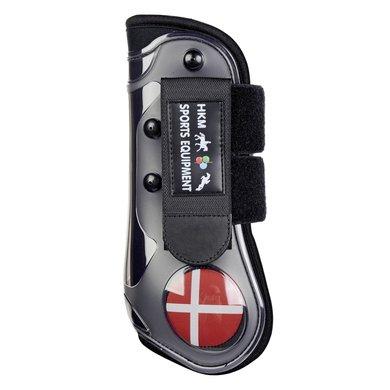 HKM Peesbeschermers Flag Voorbenen Vlag Denemarken Pony