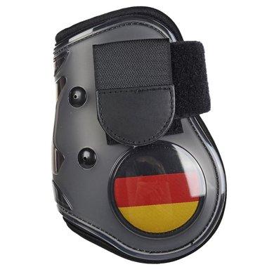 Hkm Strijklappen Flag Achterbenen Vlag Duitsland Pony
