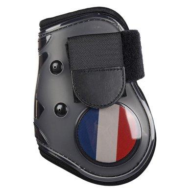 Hkm Strijklappen Flag Achterbenen Vlag Frankrijk Pony