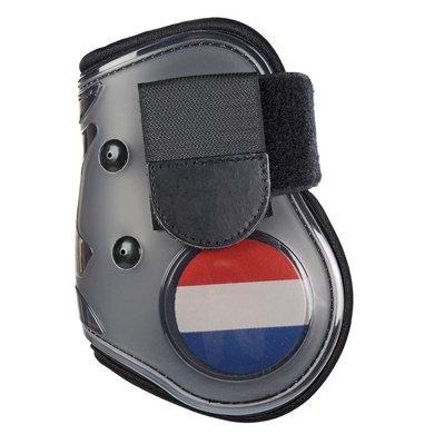 Hkm Strijklappen Flag Achterbenen Vlag Nederland Pony