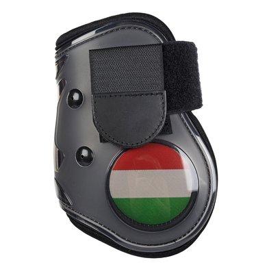 Hkm Strijklappen Flag Achterbenen Vlag Hongarije Pony