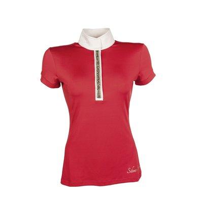 HKM Damen Turniershirt Silver Stream Rosa