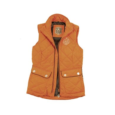 Lauria Garrelli Bodywarmer Golden Gate Oranje Xl