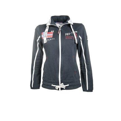 HKM Sweat Jacket Intern. Blue L