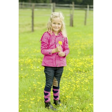 Little Sister Outdoorjas Sweetheart Roze 122/128