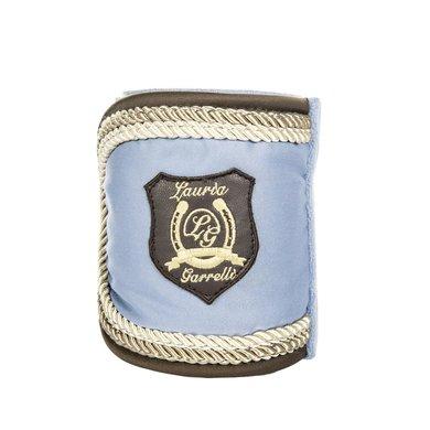 Lauria Garrelli Bandages Golden Gate Rookblauw 200 Cm