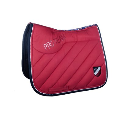Hkm Pro Team Zadeldek International Rood/donkerblauw Pd