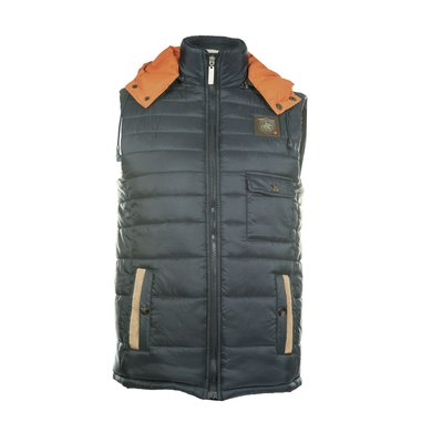 Kingston Bodywarmer San Francisco Donkerblauw L