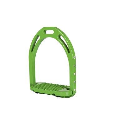 Hkm Stijgbeugel Glitter Groen 12