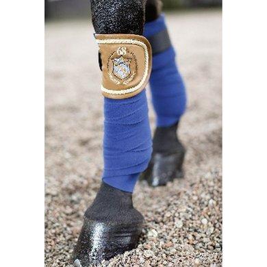 Lauria Garrelli Bandages Roma set van 4 Middelblauw 300cm