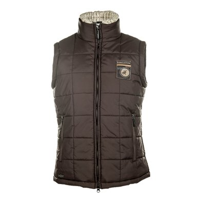 Kingston Bodywarmer Intenso Donkerbruin Xxl