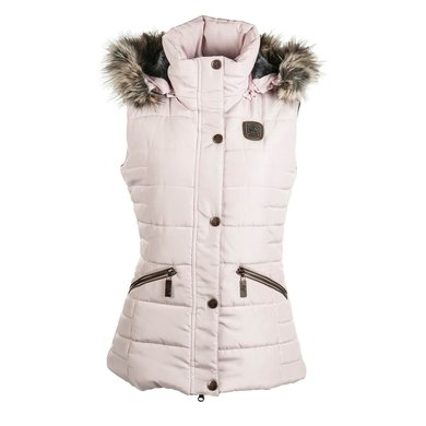 HKM Bodywarmer Copper Kiss Lichtroze S