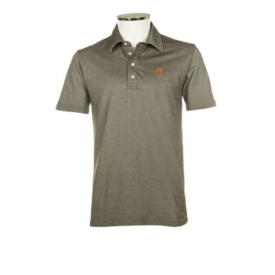 Kingston Poloshirt San Francisco Donkerbruin L